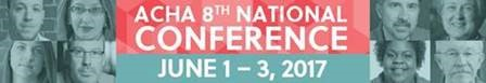 ACHA 8th National Conference