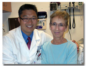 First TAVR Patient - Glendale Grandmother